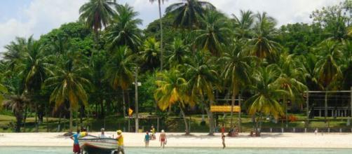 Praia das Neves, em Ilha de Maré. (Arquivo Blasting News)