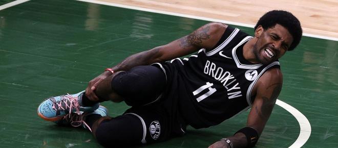 Nba: l'infortunio di Kyrie Irving condanna Brooklyn, Milwaukee vince gara 4