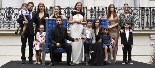 A família armará um barraco em Império. (Divulgação/TV Globo)