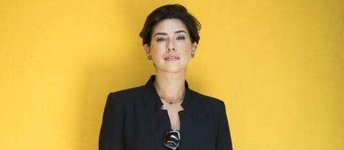 Fernanda Paes Leme recebe homenagens (Arquivo Blasting News)