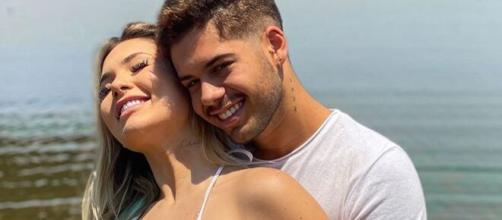 Virginia e Zé Felipe postam ensaio newborn de Maria Alice (Arquivo Blasting News)