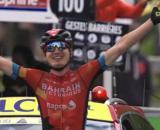 Mark Padun, vincitore di due tappe al Giro del Delfinato.