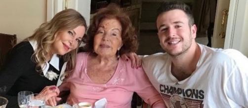 Ana Obregón recuerda a su madre en su cumpleaños. (@ana_obregon_oficial)