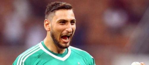 Gianluigi Donnarumma potrebbe trasferirsi alla Juventus.