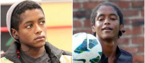 Le joueur d'origine éthiopienne s'est dit victime de discriminations et du racisme en Italie - Source : montage Blasting News