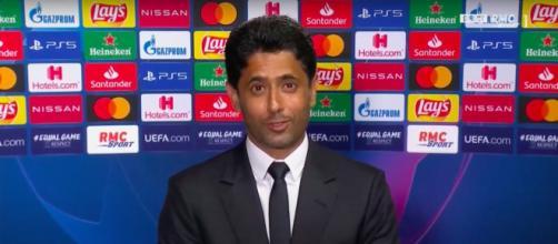 Le PSG confiant pour la suite du mercato - Photo capture d'écran vidéo Youtube