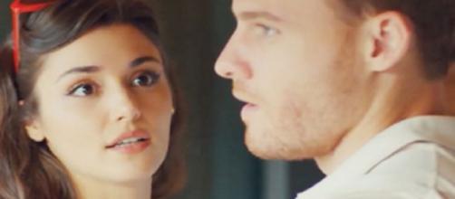 Love is in the air, trama del 9 giugno: Serkan si arrabbia con Yilgiz.
