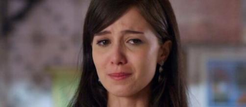 Manu não perdoa Ana em 'A Vida da Gente' (Reprodução/TV Globo)