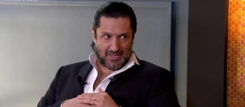 Rafael Amargo sostiene que hay una 'doble moral' en la gente que lo acusa (Twitter)