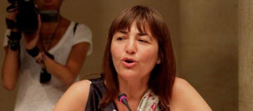 Renata Polverini, deputata di Forza Italia.