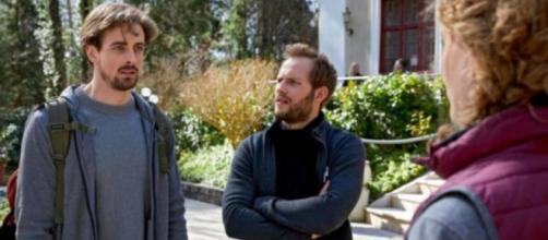 Tempesta d'amore, trame tedesche: Maja lascia Florian e inizia una storia con l'ex Hannes.
