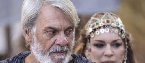 Abraão deixa Sara no passado em 'Gênesis' (Reprodução/Record TV)