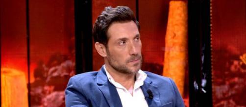 Antonio David se ha mostrado enfadado ante los medios. (Imagen: telecinco.es)