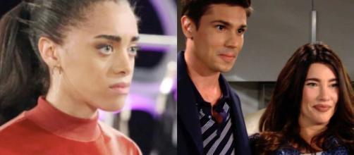 Beautiful, trame Usa: Zoe abbandona Los Angeles, Steffy e Finn aspettano un maschietto.