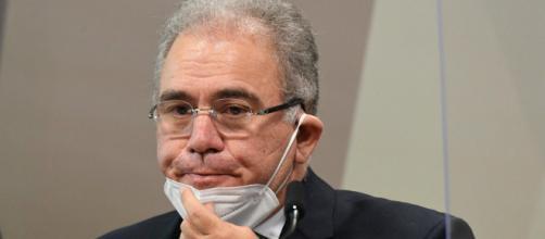 CPI da Covid ouve o ministro Queiroga pela segunda vez (Jefferson Rudy/Agência Senado)