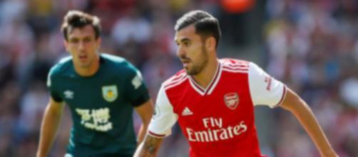 Dani Ceballos, la scorsa stagione in prestito all'Arsenal.
