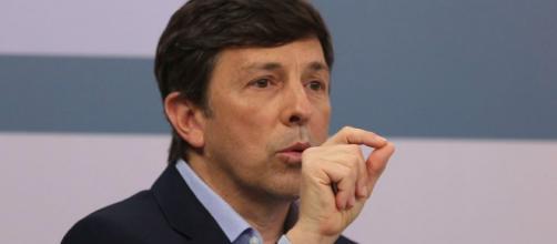 João Amoedo (Novo) também é crítico do governo do presidente Jair Bolsonaro (Marcello Casal jr/Agência Brasil)