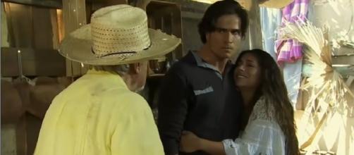 Maricruz descobre toda a verdade (Reprodução/Televisa)