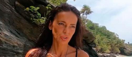 """Olga Moreno ha revelado que """"extraña mucho las cartas de Antonio David"""" (Telecinco)"""
