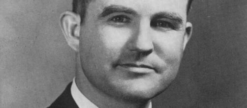 Patterson in 1959 (Image source: Auburn University/Wikimedia Commons)