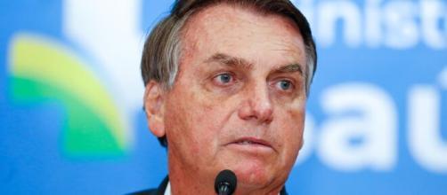 Perfil 'inautêntico' do Facebook foi acessado de endereços ligados a Bolsonaro (Alan Santos/PR)