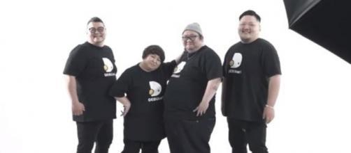 Personas japonesas con sobrepeso en Japón (Fuente: Youtube)