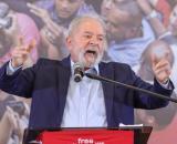 Lula e Bolsonaro encabeçam pesquisas de intenções de votos para 2022 (Ricardo Stuckert/Instituto Lula)