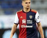 Marin, centrocampista del Cagliari.