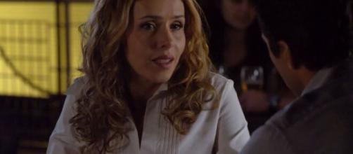 Celina decide criar criança sozinha em 'A Vida da Gente' (Reprodução/TV Globo)