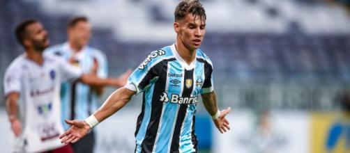 Grêmio quer renovar com Ferreira para elevar multa (Lucas Uebel/Grêmio FBPA)