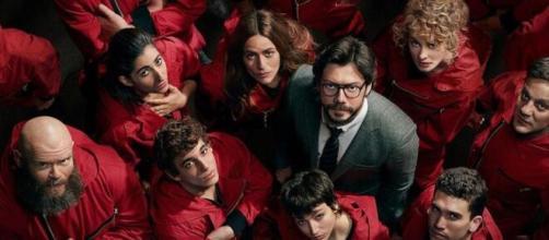 La saison 5 de la Casa de Papel est très attendue par les fans - Source : Photo officielle @Netflix