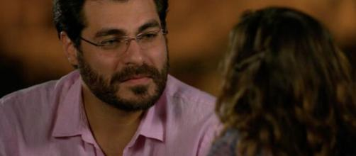 Lúcio bota ponto final em relação com Ana em 'A Vida da Gente' (Reprodução/TV Globo)