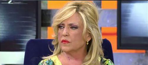 Lydia Lozano abandonó el plató de 'Sálvame' entre llantos (Telecinco)