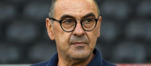 Maurizio Sarri, nuovo allenatore della Lazio.