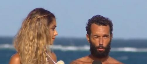Omar ha confesado pese a jugarse la relación con sus compañeras (Telecinco)