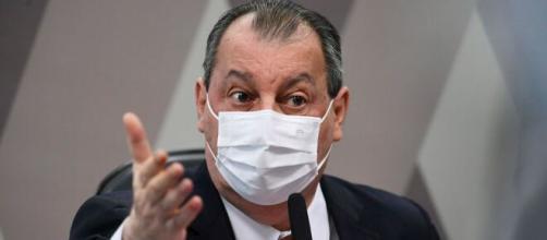 Presidente da CPI da Covid diz que vai convocar servidor do TCU aliado de Bolsonaro (Edilson Rodrigues/Agência Senado)