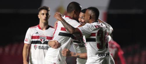 São Paulo goleia 4 de Julho por 9 a 1 pela Copa do Brasil (Rubens Chiri/saopaulofc.net)