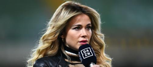 Su Dazn, con Diletta Leotta, si potrà vedere tutta la Serie A.