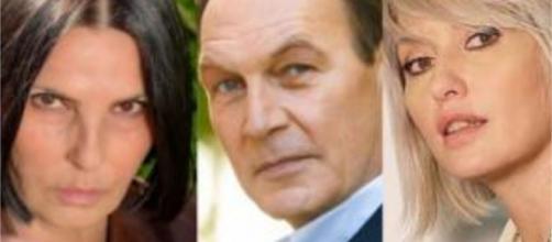 Upas, trame al 25 giugno: Roberto vuole lasciare Lara per tornare con Marina.