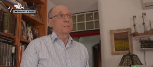Ángel Hernández fue parte de las personas que lucharon por el derecho a una muerte digna. (Fuente: captura de pantalla)