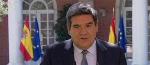 El portavoz del Gobierno, José Luis Escrivá, considera que la reforma de las pensiones será aprobada a finales de año (Twitter @joseluisescriva)