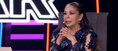 Isabel Pantoja ha acudido como testigo en la causa abierta entre Kiko Rivera y Agustín Pantoja (@telecincoes)