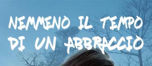 Nemmeno il tempo di un abbraccio, romanzo di Mimmo Parisi.