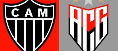 Saiba onde acompanhar Atlético MG x Atlético GO ao vivo (Arte/Eduardo Gouvea)