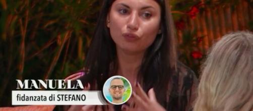 Temptation Island, Manuela delusa da Stefano: 'Mi fa sentire inferiore a tutte'.