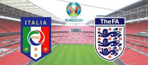 Itália x Inglaterra: transmissão ao vivo na TV aberta e fechada. (Arquivo Blasting News)