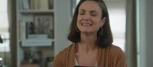 Agnes em 'Salve-se Quem Puder' (Reprodução/TV Globo)