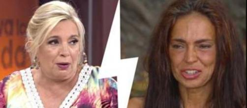 'Olga Moreno es una manipuladora' ha dicho Carmen Borrego (Twitter; telecinoes)