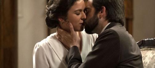 Una Vita, anticipazioni spagnole Genoveva e Javier