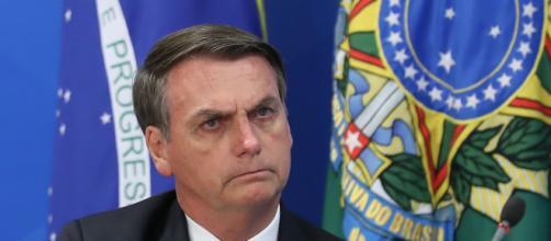 Bolsonaro diz que conhece homem que pode provar fraude na eleição para presidente de 2014 (Marcos Corrêa/PR)